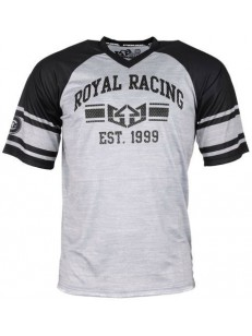ROYAL dres GRADUATE JERSEY BLACK/GRAPHITE/WHITE