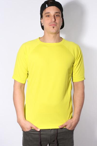 Dakine Dres Shop Rail Jersey Sulphur - L žlutá
