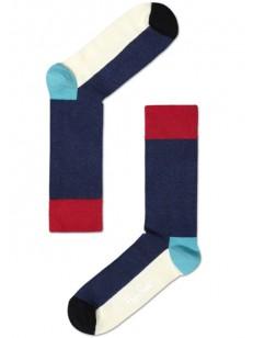 HAPPY SOCKS ponožky FIVE COLOUR BLUE