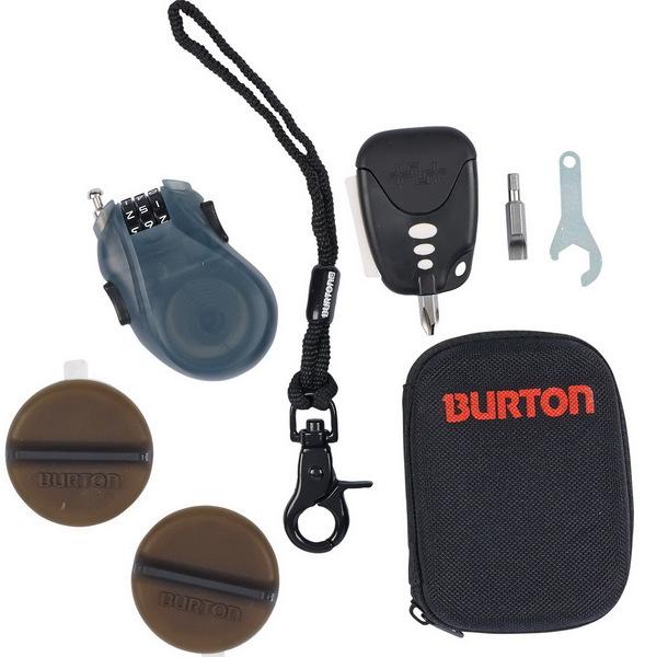 Burton Doplněk Starter Kit Black černá