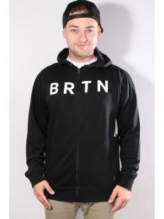BURTON mikina BRTN TRUE BLACK