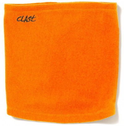 CLAST šátek FLEECE APRICOT