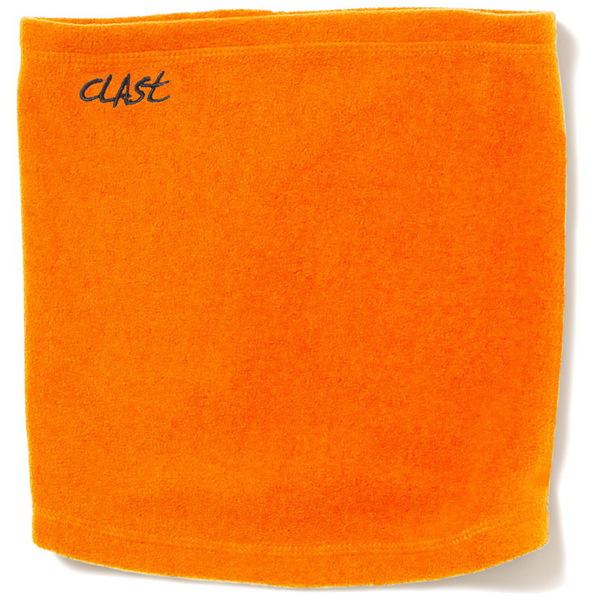 Clast Šátek Fleece Apricot oranžová