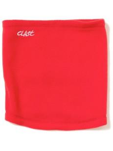CLAST šátek FLEECE RED