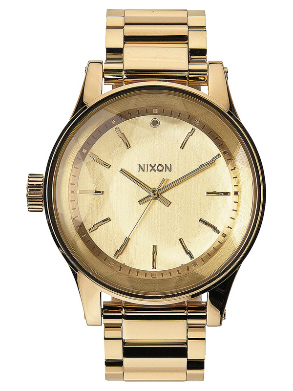 Nixon Hodinky Facet All Gold