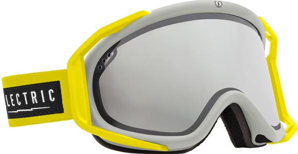 Brýle Electric Rig Dub/bronze-silver Chrome + Sklo