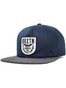 BRIXTON kšiltovka ALLIANCE NAVY/CHARCOAL
