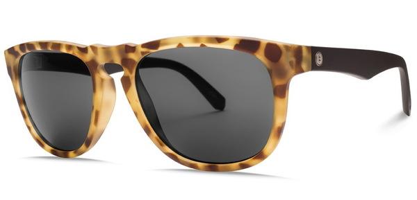 Electric Sluneční Brýle Leadfoot Matte Tort hnědá