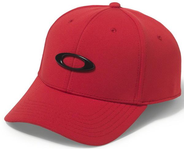 Oakley Kšiltovka Tincan Red Line - S-m červená