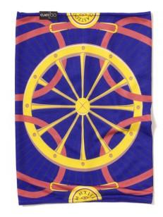 CLAST šátek PODLADTCHIKOV ROYAL BLUE