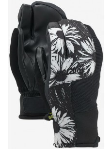 BURTON rukavice EMPIRE MITT PHOTOCOPY FLORAL