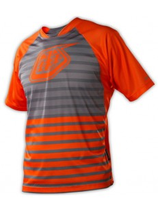 TROY LEE DESIGNS dres SKYLINE HORIZON YOUTH ORANGE