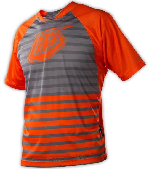 Troy Lee Designs Doplněk Skyline Horizon Youth Ora oranžová