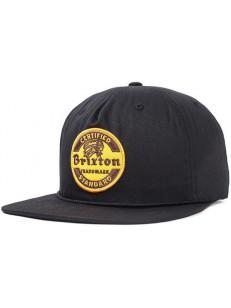 BRIXTON kšiltovka SOTO BLACK