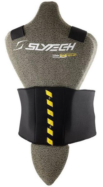 Slytech Páteřák Kevlar Slammer Pro Kevlar - S černá