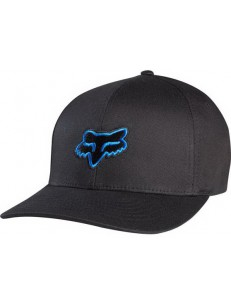 FOX kšiltovka LEGACY Black/Blue