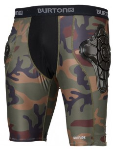 BURTON trenky MB TOTAL IMP SHORT HIGHLAND CAMO