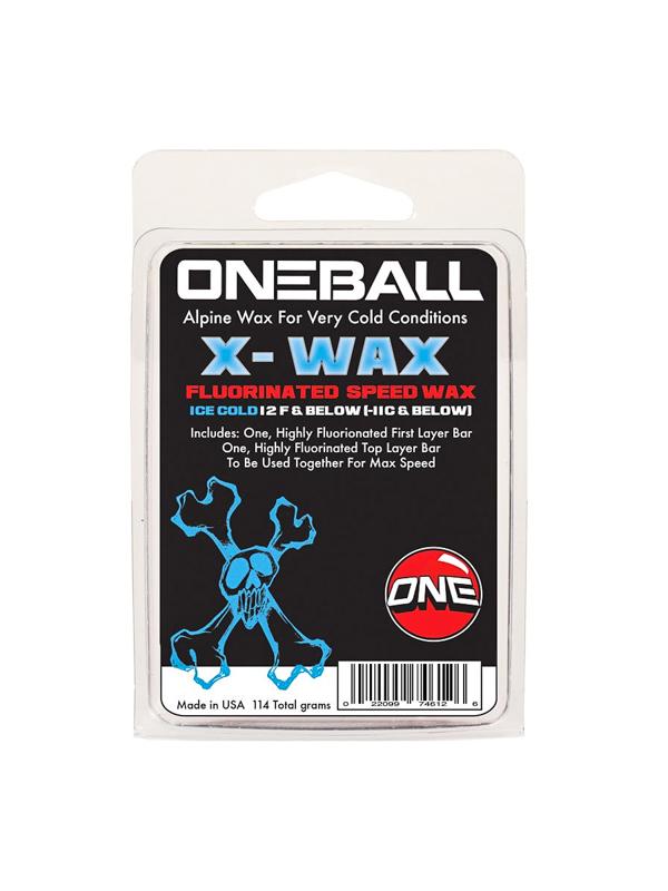 Oneballjay Doplněk X-cold (-11c) 110g modrá
