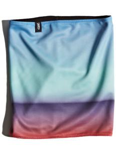 CLAST šátek SPECTRUM BLUE/RED