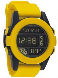 NIXON hodinky UNIT YELLOW/BLACK
