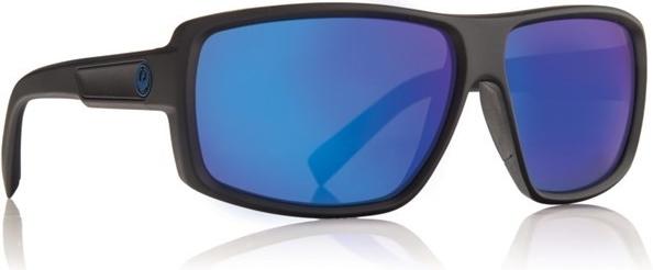 Dragon Sluneční Brýle Double Dos Black/blue černá