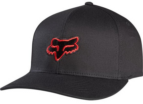 Kšiltovka Fox Boys legacy Black/red