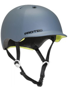 PRO TEC helma RIOT STREET BIKE MATTE GRY