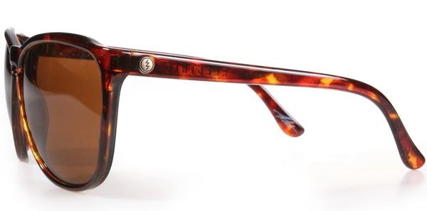 Electric Sluneční Brýle Encelia Tort Shell Melanin hnědá