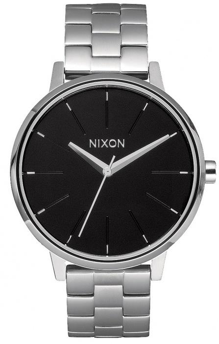 Nixon Hodinky Kensington Black šedá