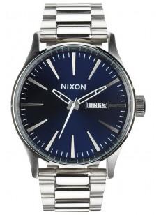 NIXON hodinky SENTRY SS BLUESUNRAY