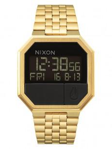 NIXON hodinky RE-RUN ALLGOLD