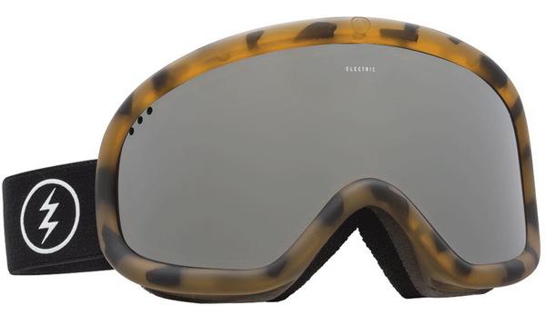 Electric Brýle Charger Tortoise/ Brose/silver hnědá