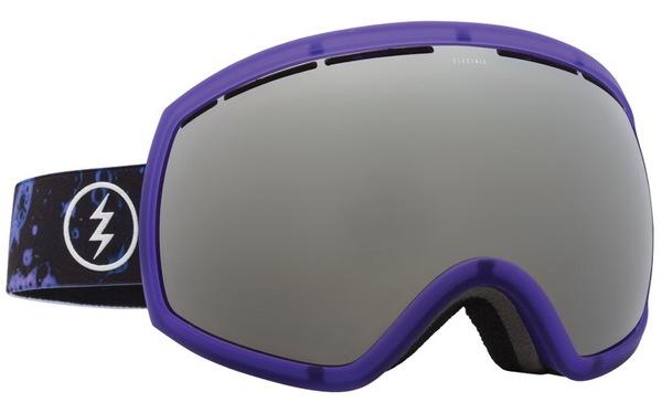 Electric Brýle Eg 2 Purple/ Brose/silver fialová