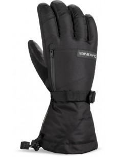DAKINE rukavice LEATHER TITAN BLACK