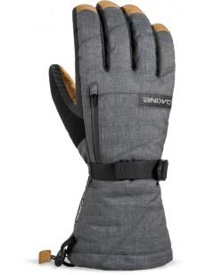 DAKINE rukavice LEATHER TITAN CARBON