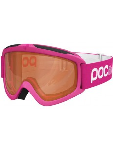 POC brýle POCITO IRIS fluorescent pink