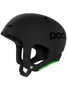 POC helma AURIC uranium black