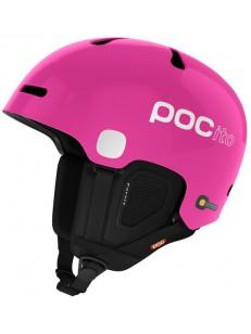POC helma POCITO FORNIX fluorescent pink
