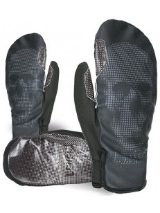 LEVEL rukavice PRO RIDER WS MITT PK BLACK