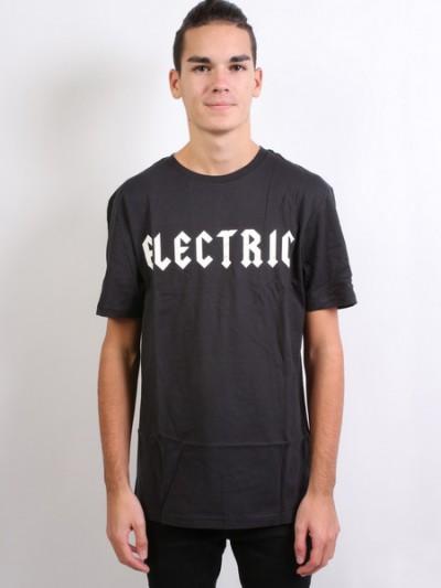 ELECTRIC triko HESSIAN BLACK