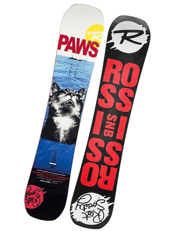 Rossignol Snowboard Retox Amptek 156 modrá