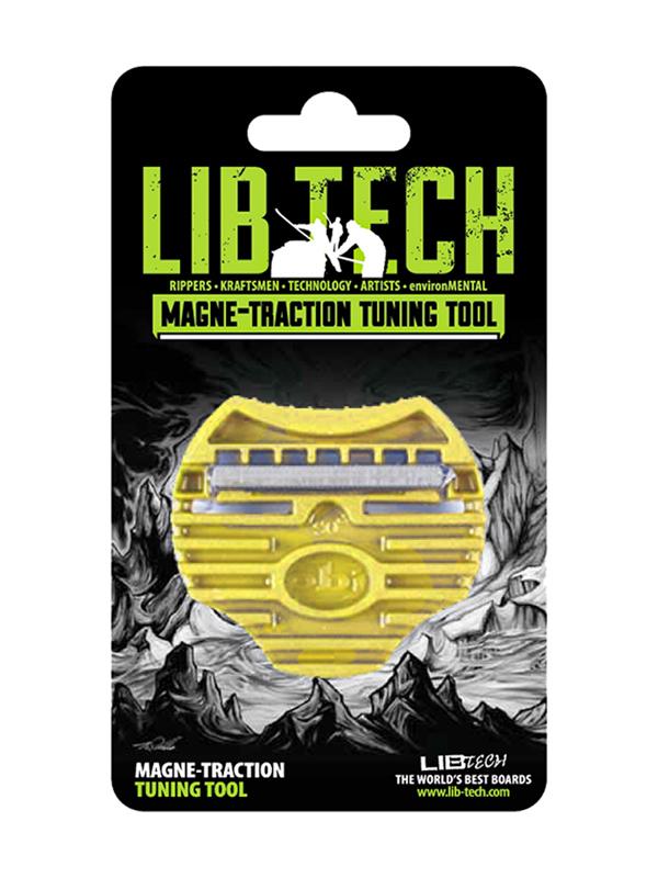 Lib Technologies Doplněk Mtx Edge Tuning Tool žlutá