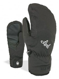 LEVEL rukavice FORCE W MITT GORE-TEX BLACK