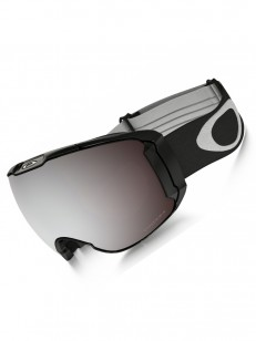 OAKLEY brýle AIRBRAKE XL PRIZM JET BLACK