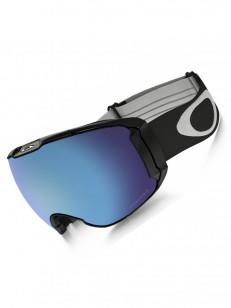 OAKLEY brýle AIRBRAKE XL JET BLACK