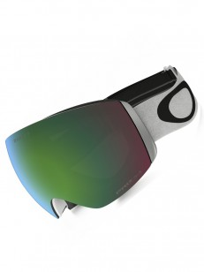 OAKLEY brýle FLIGHT DECK PRIZM MATTE WHITE W/PRIZM