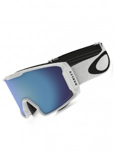 OAKLEY brýle LINE MINER FP Whiteout w/PrzmSaphr