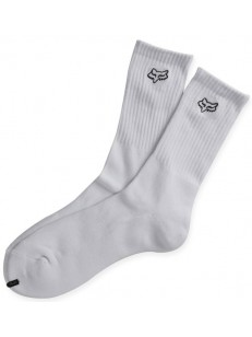 FOX ponožky CREW SOCK WHITE