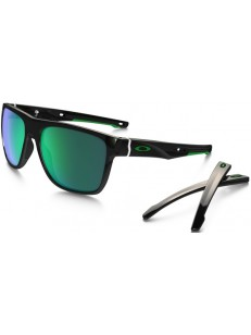 brýle Oakley Crossrange XL polished black w/ jade