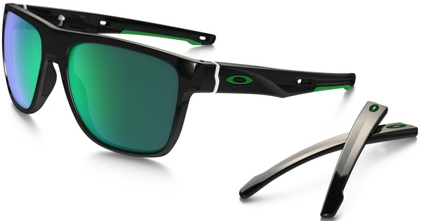 Brýle Oakley Crossrange Xl Polished Black W/ Jade n